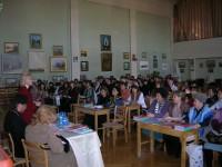 Встреча педагогов и духовенства