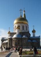 Храм Иоанна Богослова в городе Волжском Волгоградской области