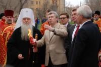 В Волгограде прошел Пасхальный крестный ход