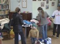 В Волжском начал работать магазин для малоимущих семей