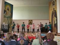 Концерт в монастыре