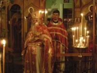 Пасхальные торжества в женском монастыре