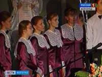 В Волгограде прошел фестиваль воскресных школ «Наши именины»