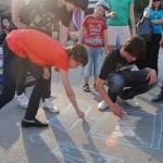 На набережной прошёл конкурс граффити