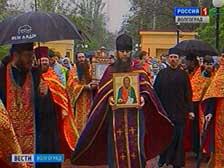 На праздник Победы в Волгограде прошёл Крестный ход