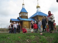 В Ветютневском Приходе прошёл Пасхальный праздник