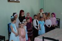 Торжества прошли и в Ахтырской иконы Божией Матери женском монастыре