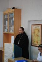 Защита дипломов в Царицынском православном университете