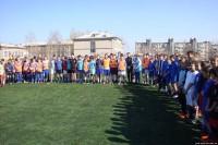 Юные футболисты получили благословение на сдачу экзаменов