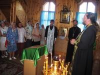 Троицкий крестный ход
