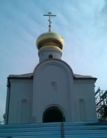 Часовня Адмирала Феодора Ушакова в Красноармейском районе города Волгограда