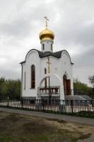 Храм Адмирала Феодора Ушакова в Красноармейском районе города Волгограда