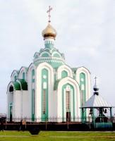 Праздник в храме Серафима Саровского
