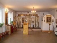 Христо-Рождественская домовая церковь в Ворошиловском районе города Волгограда (Молочный завод №1)