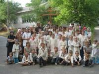 Епархиальный лагерь-2011
