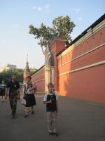 Паломники х. Гуляевка посетили святые места Москвы и Подмосковья