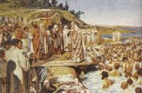 Волгоградцы отметили День крещения Руси