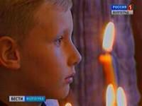 Перед началом учебного года в Волгограде отслужили молебен