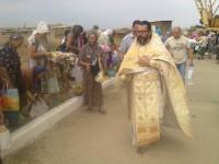 Праздник Преображения Господня в храме Иоанна Богослова