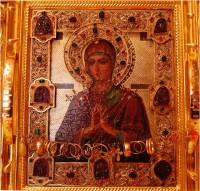 Икона Пресвятой Богородицы «Умягчение злых сердец»