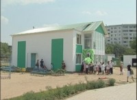 Новое здание воскресной школы