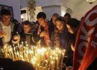 В храмах Волгограда пройдут поминальные панихиды по погибшим хоккеистам