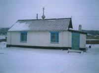 Молитвенный дом Иоанна Богослова в селе Крячки Котовского района Волгоградской области