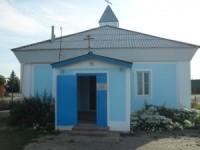 Молитвенный дом Покровский в селе Большой Морец Еланского района Волгоградской области