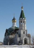 Храм Свято-Троицкий начал строиться в городе Николаевск Волгоградской области