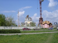 В храме Иоанна Богослова прошёл престольный праздник