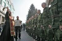 Впервые в истории современной российской армии соберутся священнослужители из воинских частей Южного и Северо-Кавказского военных округов