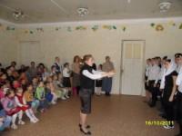 На днях студенты 4 и 5 курсов регентского факультета Царицынского Православного Университета завершили свою педагогическую практику