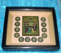 7 ноября в монастырь преподобных Сергия и Германа Валаамских Волжского будет принесён ковчег с частицами мощей преподобных Оптинских старцев
