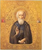Икону с образом Сергия Радонежского подарили храму