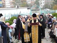 Православные святыни в Волжском благочинии
