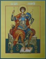 Мощи Георгия Победоносца пребывают в Волгограде