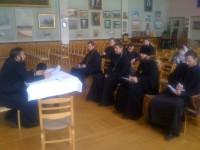 Заседание миссионерского отдела Волгоградской епархии