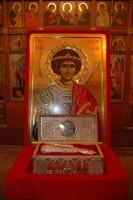 Мощи Георгия Победоносца пребывают в Волгоград
