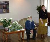 Волжскому художнику Николаю Барохе исполнилось 85 лет