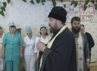 Сегодня в Волжском состоялось освящение одной из поликлиник