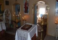 Приход Архангела Михаила в селе Матышево Руднянского района Волгоградской области