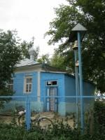 Храм Сретения Господня в станице Упорниковская Нехаевского района Волгоградской области