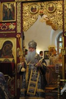 Митрополит проведет рождественское богослужение