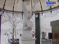 В Волгограде открыт мемориальный комплекс «Ангел скорби»