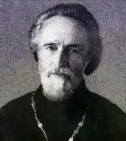 Благочинный Первого Сталинградского округа протоиерей Дмитрий Днепровский.