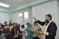 В Волжском Доме ребёнка освящена молитвенная комната