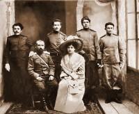 Урюпинские казаки почтили расстрелянных предков