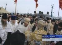 Тысячи верующих совершили омовение в Волге