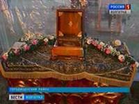 Волгоградцы могут поклониться мощам Серафима Саровского