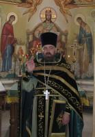 Благочинный Волжского округа протоиерей Пётр Симора